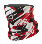 Alpinestars Neck Warmer - Blurred Black Red